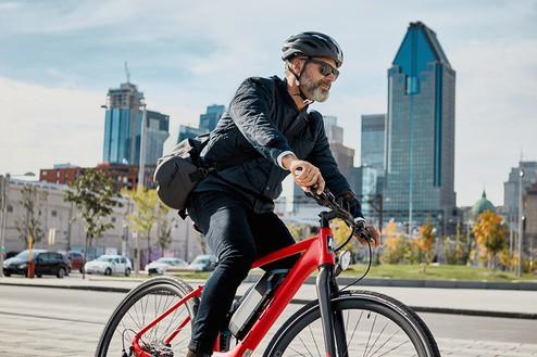 Movilidad urbana y viajes de negocios