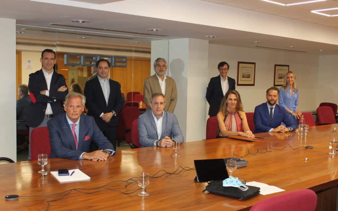 Reunión del Comité del Business Travel con la CEOE