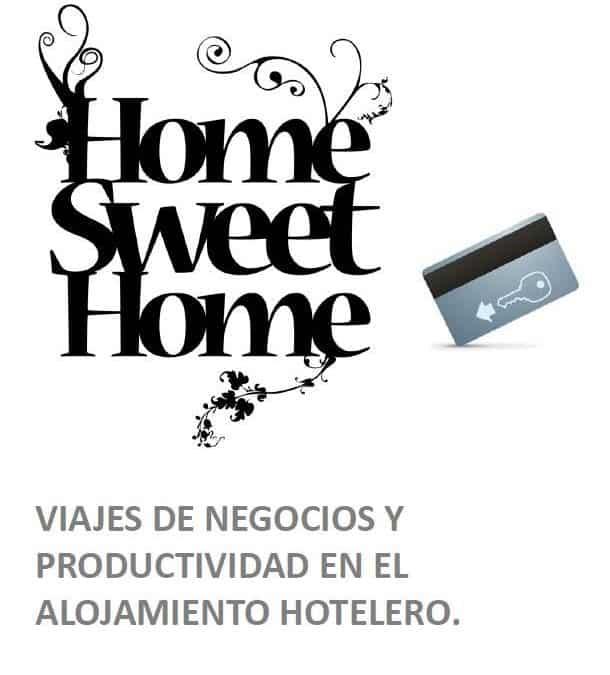 Viaje de negocios y productividad en el alojamiento hotelero