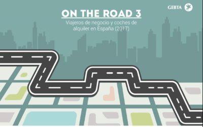 On the Road. Viajeros de negocios y coches de alquiler en España